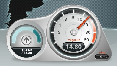 Speedtest.net - Imagem 2 do software