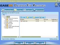 Imagem 1 do EASEUS Deleted File Recovery