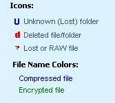 Imagem 2 do EASEUS Deleted File Recovery