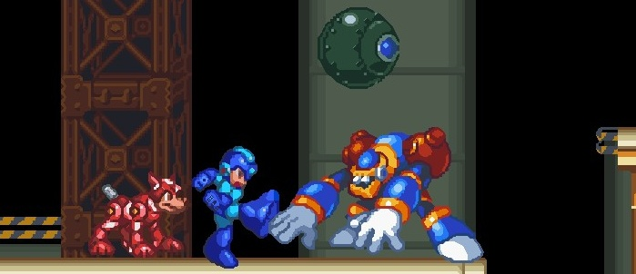 Mega Man Evolution - Imagem 2 do software