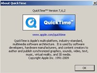 Imagem 3 do Quicktime Alternative Lite
