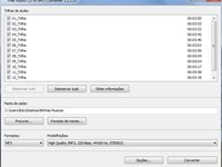Imagem 1 do Free Audio CD To MP3 Converter