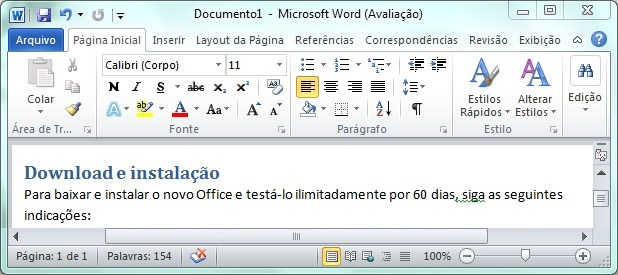 [Análise]Microsoft Office Professional 2010 56151