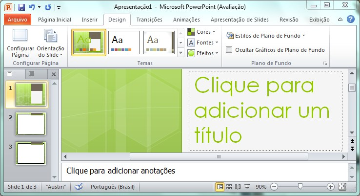 [Análise]Microsoft Office Professional 2010 99469