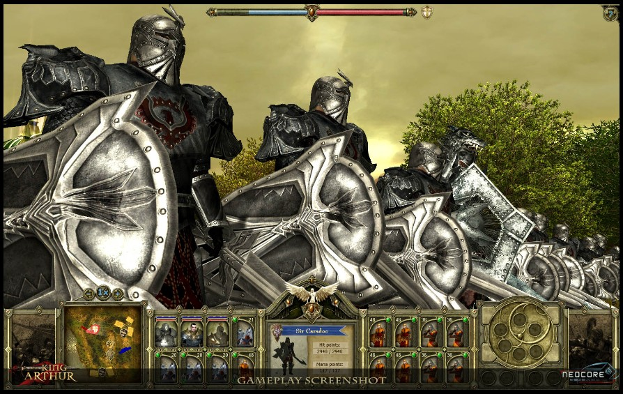 [PC] Jogo King Arthur: The Role-Playing Wargame 83421