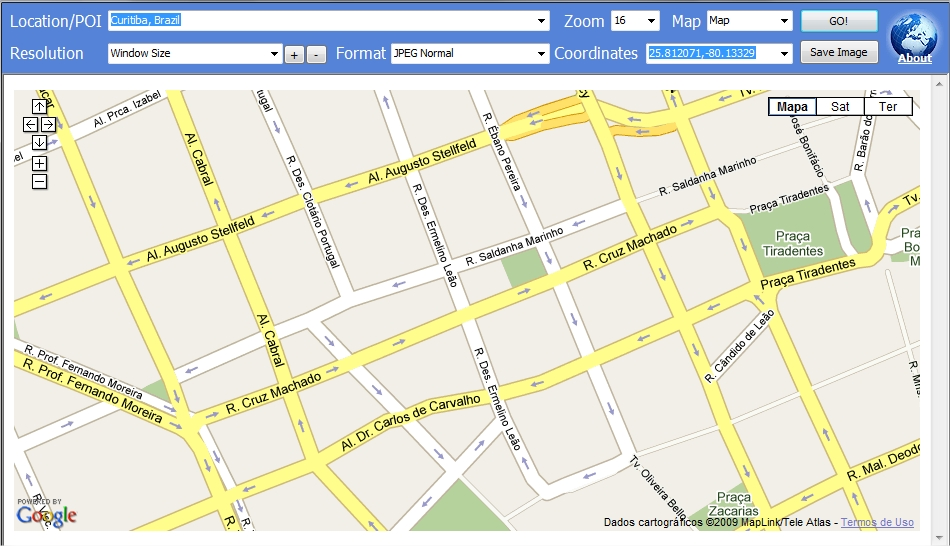 how to download map google maps