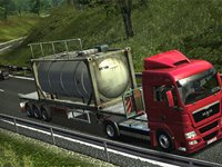Imagem 1 do German Truck Simulator