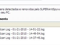 Imagem 8 do SUPERAntiSpyware Portable Scanner