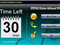 Imagem 2 do MPEG Video Wizard DVD