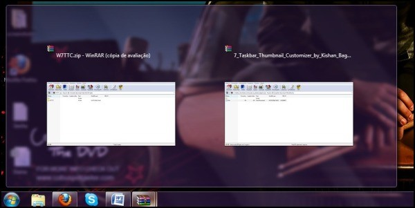 O 7 Taskbar Customizer.