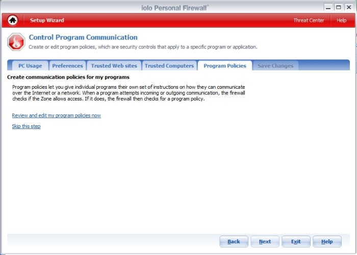Iolo Personal Firewall Download