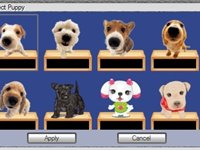 Imagem 3 do Cute Puppy Clock