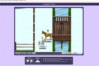 Horseland Download to Web Grátis