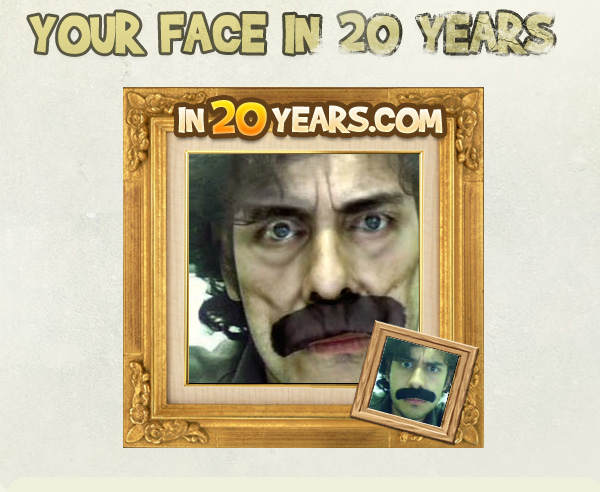 Your Face in 20 Years 104496