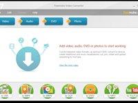 Imagem 1 do Freemake Video Converter