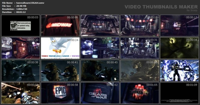 Video Thumbnails Maker Download para Windows Grátis