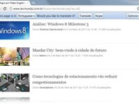 Imagem 7 do Google Chrome Canary