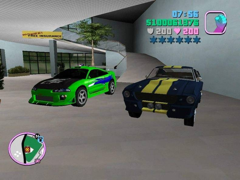 Gta Vice City Ultimate Washington Car Cheat