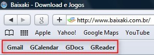 Google Apps Extension