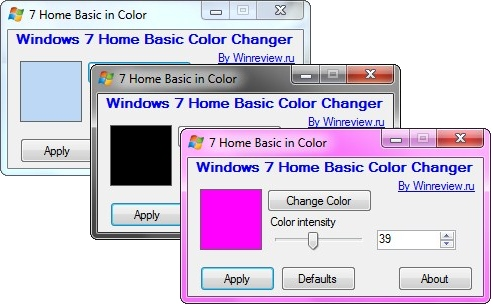 descargar personalizar windows 7 home basic