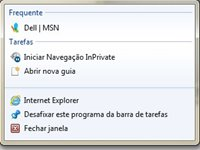 Imagem 2 do Internet Explorer 9.0