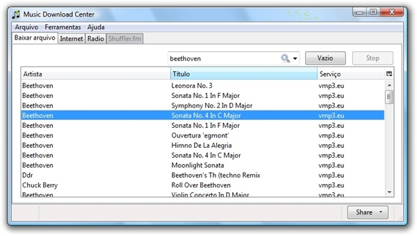 Music Download Center Image 1