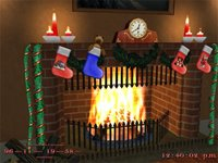 Imagem 3 do Free 3D Christmas Screensaver