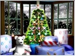Free 3D Christmas Screensaver - Imagem 2 do software