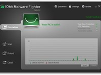 Imagem 2 do IObit Malware Fighter