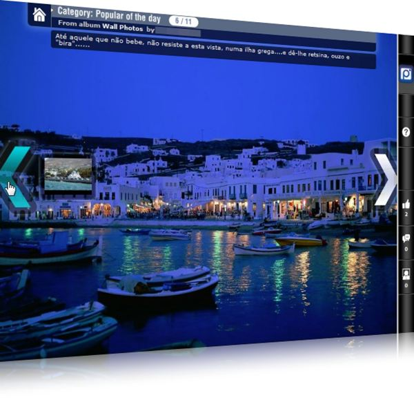Pixable Photofeed - Imagem 2 do software