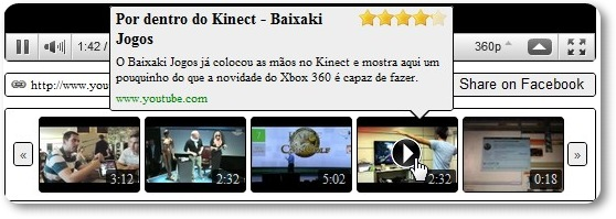 Search On YouTube - Imagem 2 do software
