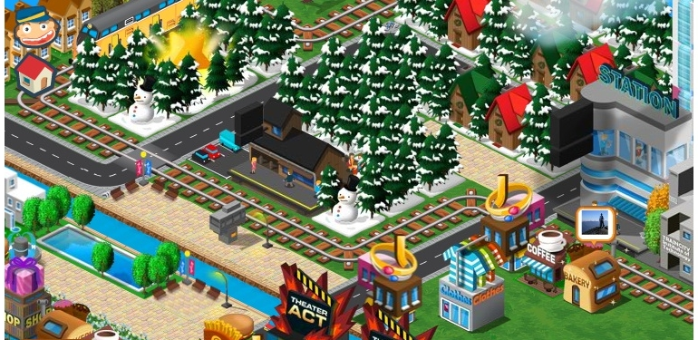 Train City - Facebook