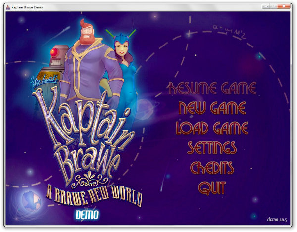 Kaptain Brawe: A Brawe New World - Imagem 2 do software