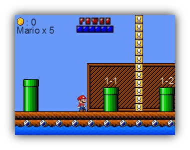 Super Mario Classic Worlds - Imagem 1 do software