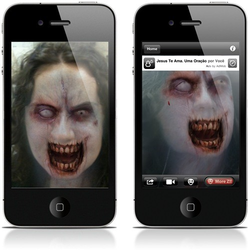 ZombieBooth Lite - Imagem 3 do software