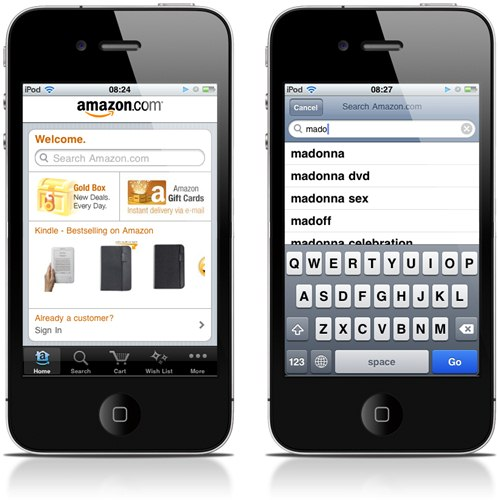 Amazon Mobile - Imagem 1 do software