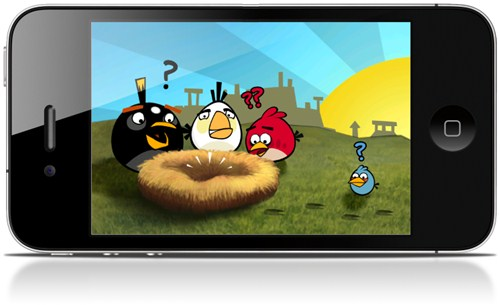 Angry Birds - Imagem 1 do software