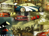 Imagem 3 do NFS Most Wanted Win7 Theme