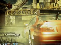 Imagem 5 do NFS Most Wanted Win7 Theme