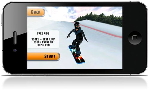 Crazy Snowboard - Imagem 1 do software