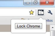 Trave o seu Chrome