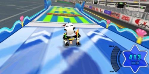 Racing Star: Come On Baby - Imagem 1 do software