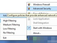 Imagem 5 do Windows Firewall Control