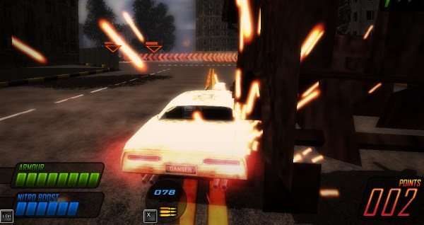 Apocalypse Motor Racers - Imagem 1 do software