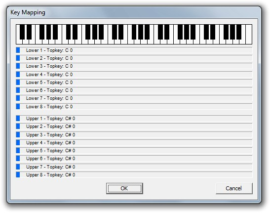 Ensoniq Mirage Editor - Imagem 2 do software