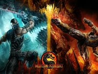 Imagem 3 do Mortal Kombat 9 Windows 7 Theme