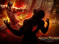 Imagem 6 do Mortal Kombat 9 Windows 7 Theme