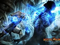 Imagem 7 do Mortal Kombat 9 Windows 7 Theme