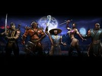 Imagem 9 do Mortal Kombat 9 Windows 7 Theme