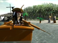 Imagem 1 do LEGO Pirates of the Caribbean: The Video Game